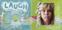 Laugh out Loud (Flip book 2-page layout)