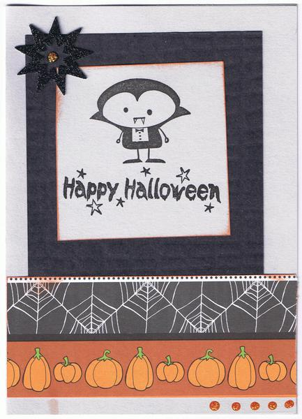 Halloween 2012 Card