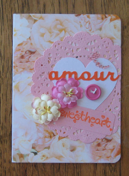 amour, sweetheart (different colors)