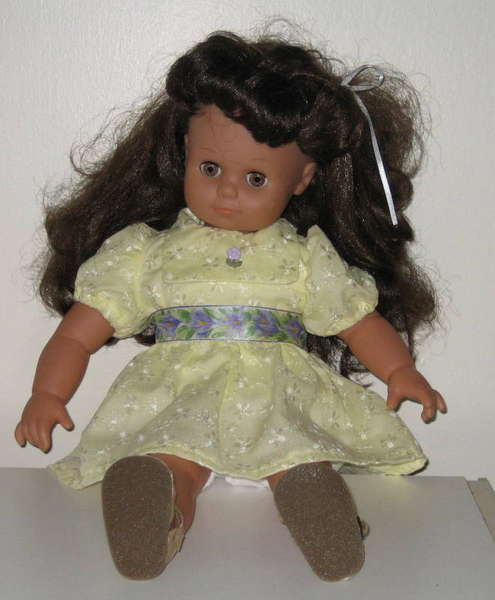 Hannah's New Dress