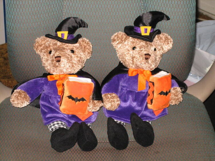 Witch bears