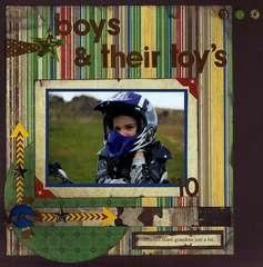 Boys & Their Toy's