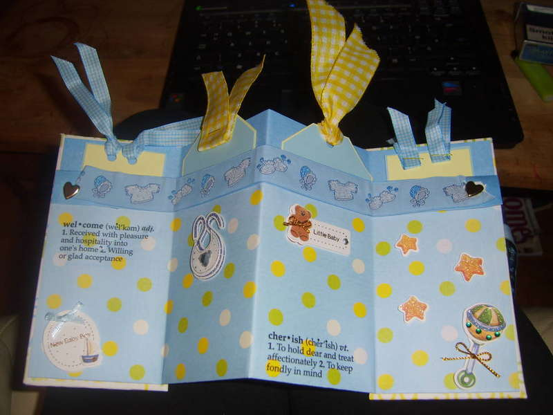 baby boy tag book