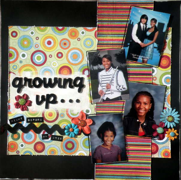 Growing Up...