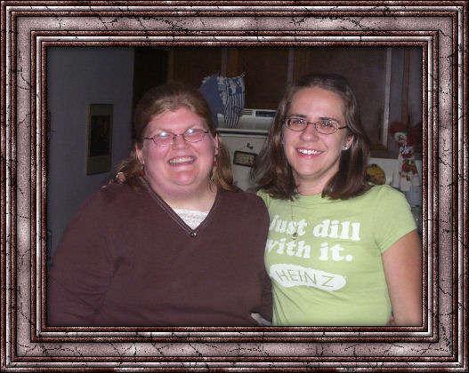 Betsy and Cora