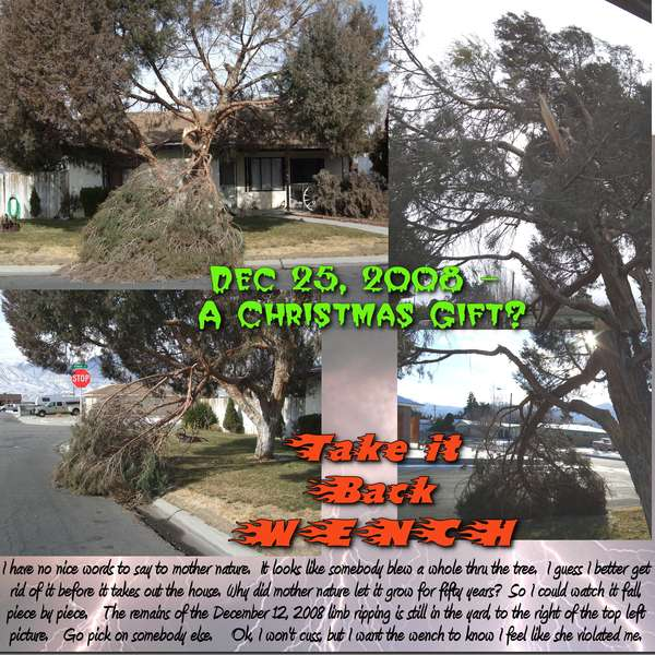 CRUDDY CHRISTMAS GIFT!