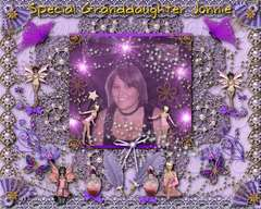 SPECIAL GRANDDAUGHTER!