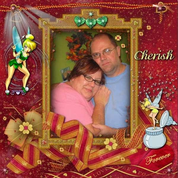 ~~CHERISH~~    HAPPY BIRTHDAY TEE TEE