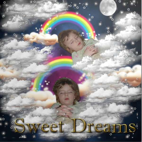 SWEET DREAMS EMILY KAY