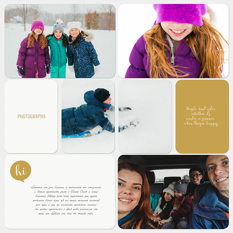 Project Life 2019   Week 3