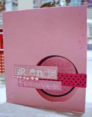 {friends forever}