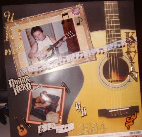 My Guitar Hero Kevin