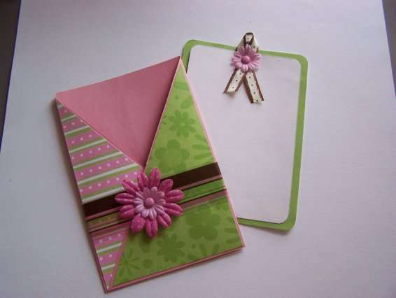 Criss Cross Card Separated