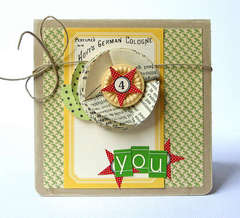 4 You card