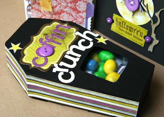 Coffin Crunch gift box