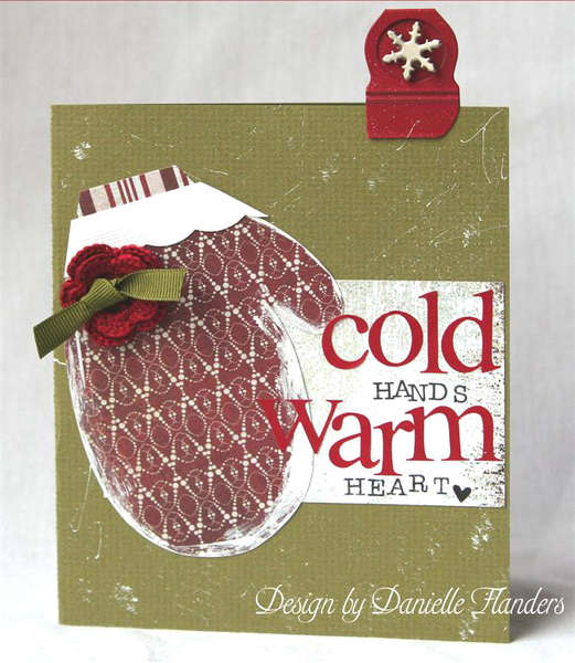 Cold Hands, Warm Heart card