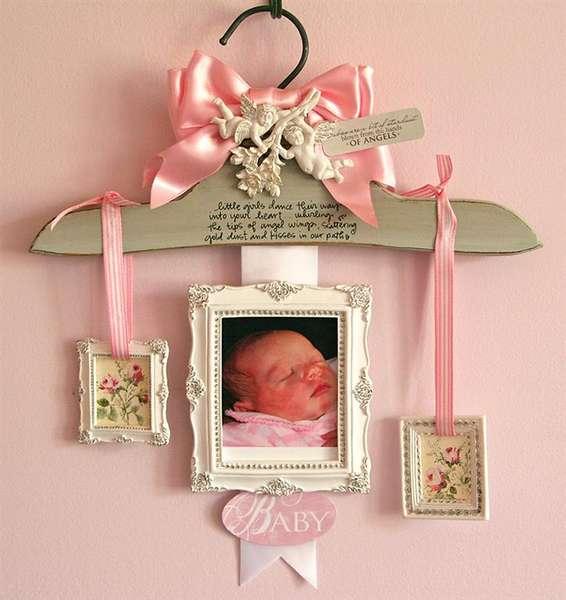 Baby Hanger *Melissa Frances*