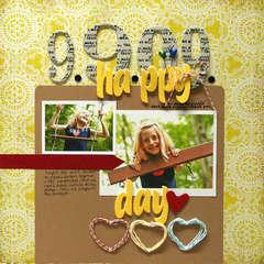 9.9.09 Happy Day