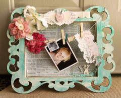 Forever My Baby Frame