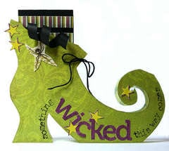 Something Wicked This Way Comes card