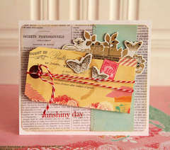 Sunshiny Day card