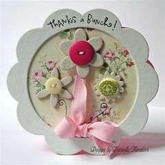 Thanks a Bunch card *Melissa Frances*