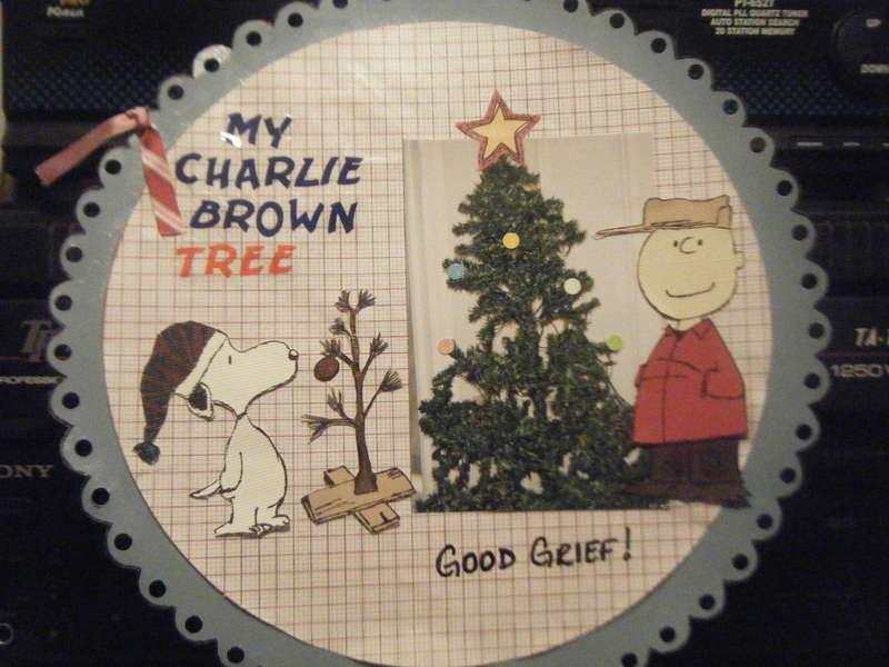 My Charlie Brown Tree