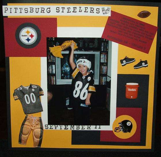 Pittsburgh Steeler Page (1)