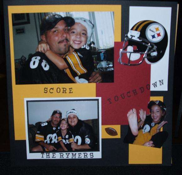 Pittsburgh Steeler Page (2)