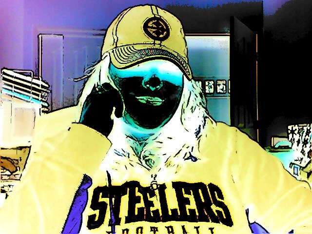 #1 Steeler Fan!