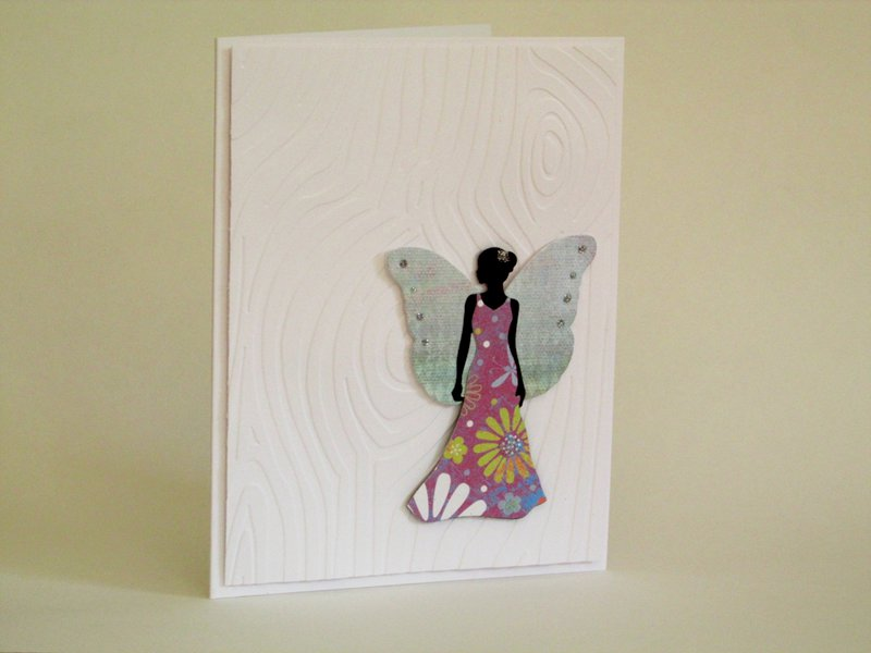 Fairie greeting card