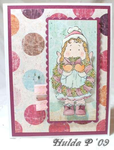 Pink Magnolia Christmas 2
