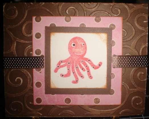 Octopus card girl