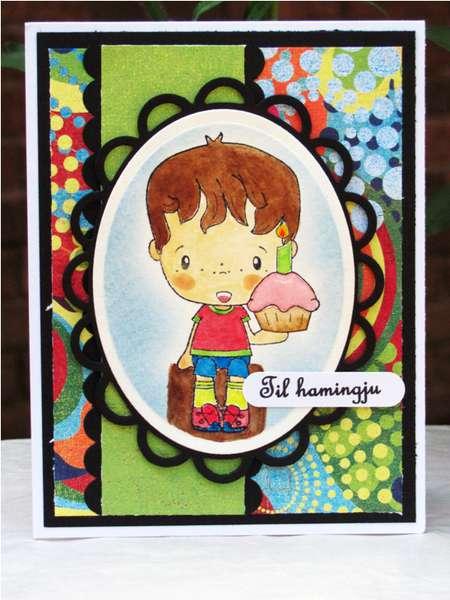 Cupcake Phillip