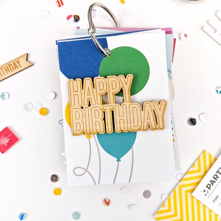 Happy Birthday Mini