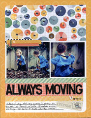 Always moving ***ZVA CREATIVE***