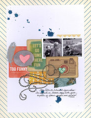 So funny-June SFTIO Kit