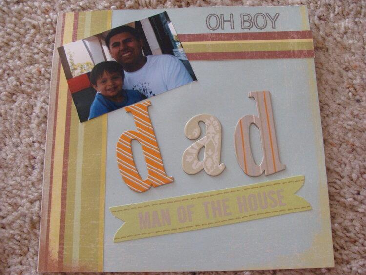 Dad Album