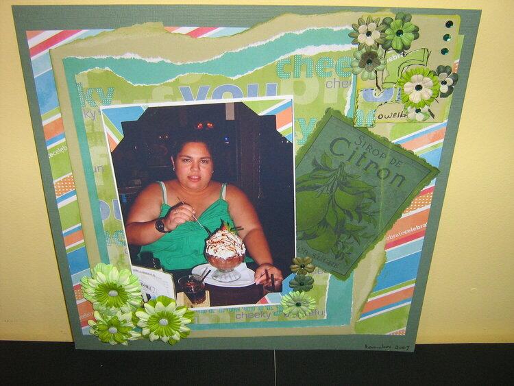 Birthday Celebration 2007