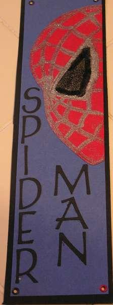 spiderman title