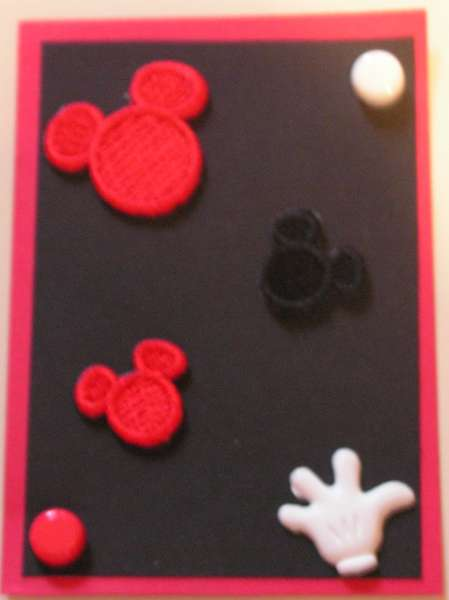 atc's disney card
