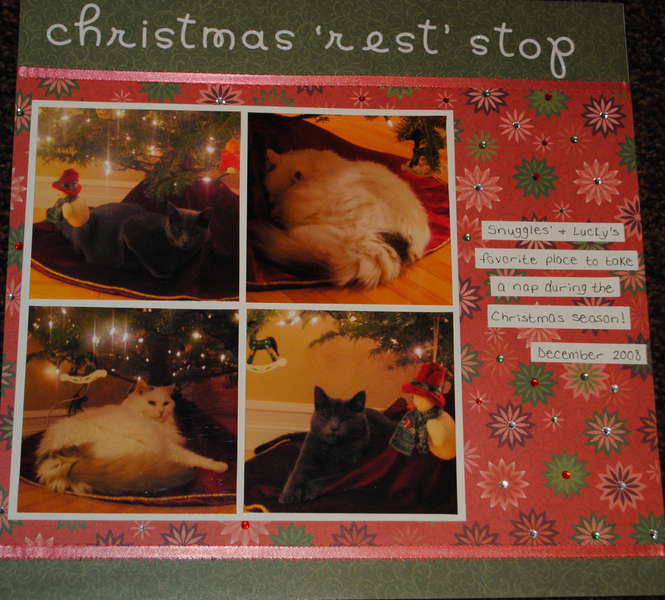 """Christmas """"Rest"""" Stop"""