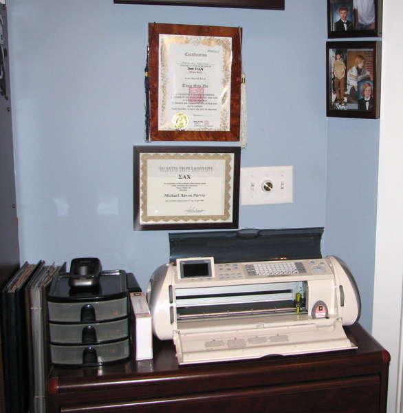 My Scrap Room/Office