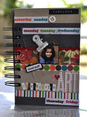 Refrigerator Art Mini Book...