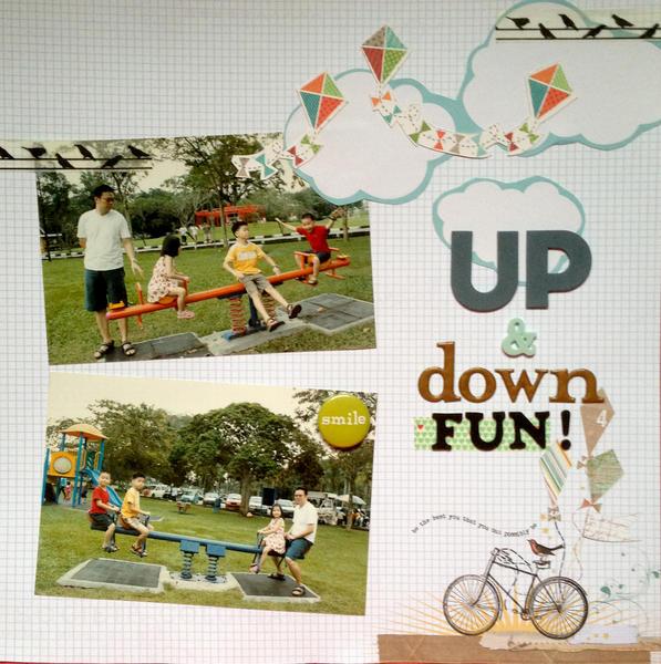 Up & Down Fun