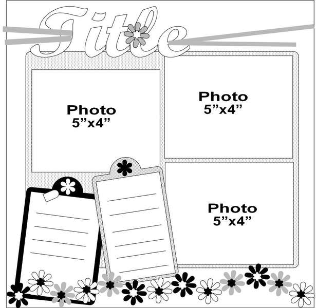 Gathering page template