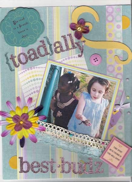 (toad)ally best budz
