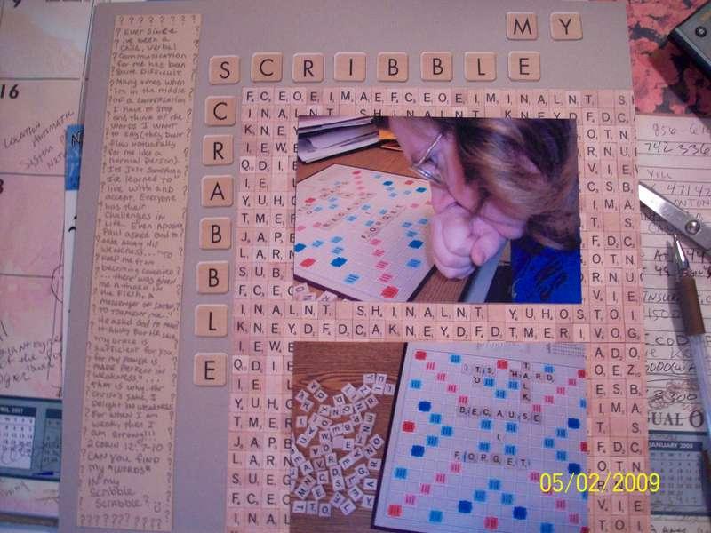 My Scribble Scrabble