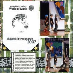 Musical Extravananaz 1