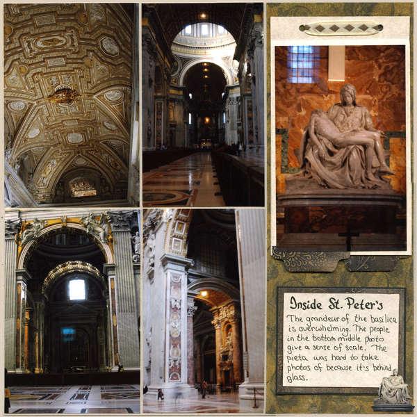 Rome - Vatican - St. Peter's